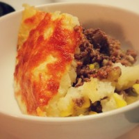 recipe: kicked-up shepherd's pie